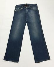 Pinko lupo jeans w28 tg 42 gamba larga zampa bootcut loose usato vintage  T1566 a5c260973d3