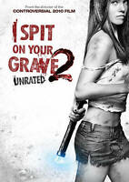 I Spit on Your Grave 2 (DVD, 2013, Unrated)