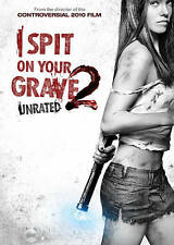 I SPIT ON YOUR GRAVE 2 USED - VERY GOOD REGION B BLU-RAY