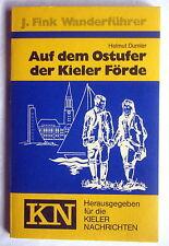 Buch (s) - AUF DEM OSTUFER DER KIELER FÖRDE - Helmut Dumler - Fink Wanderführer