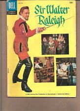 "FOUR-COLOR:  CLASSIC  ""SIR WALTER RALEIGH""  #644, 1955"