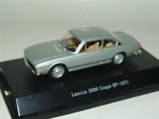 1 LANCIA 2000 COUPE HF 1971 GREY ACCAIO 1:43 STARLINE