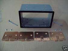 Telaio 2 Din gabbia 2Din mascherina radio navigazione a misure misure doppio ISO