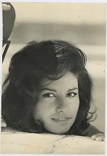 Anna M. Pace  Vintage silver print Tirage argentique  16x24  Circa 1963