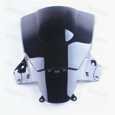 Black Plastic Windscreen Windshield for Honda CBR250R 2011 2012 2013