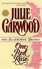 One Red Rose by Julie Garwood - Paperback - Very Good Condition