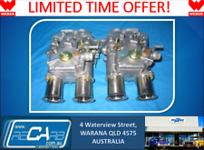 Suits Toyota Corolla 3K 4K 5K - GENUINE Twin WEBER 45 DCOE Carb Conversion Kit
