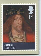 GB - PHQ CARDS -2010 - THE AGE OF THE STEWARTS - COMPLETE SET  MINT