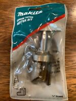 Makita Router Bit 733260-A flush trim plunce bit with top bearing