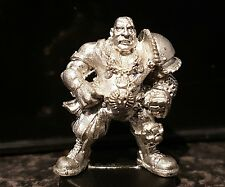 GAMES Workshop Bloodbowl Reikland Reavers STAR PLAYER il Mighty zugg METAL fuori catalogo