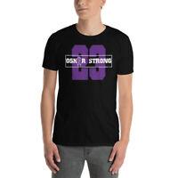 Oskar Strong Cool Cancer Philadelphia Fighting Football Team Lover T-Shirt