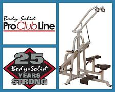 BODY SOLID USA Leverage Olympic  Lat Pulldown Machine