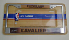 Cleveland Cavaliers Chrome Metal License Plate Frame