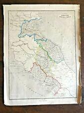 Naymiller - Allodi. Romagne, Marche e Umbria - (1860)