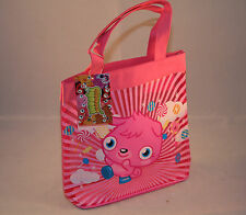 Moshi Monsters Childrens Pink Tote Shopper Shopping Swim Swimming School Bag