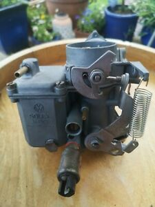Solex 34 pict 3 reconditioned ultrasonic cleaned
