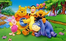 Winnie the Pooh Poster Length: 800 mm Height: 500 mm  SKU: 1918