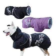 Hurtta Drizzle Rain Winter Dog Puppy Coat Waterproof Walk Jacket 3M Reflectors