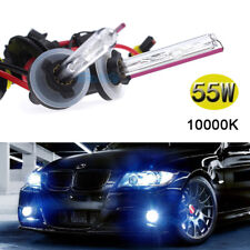 880/881 55W 10000K Blue DC HID Xenon Fog Light Bulbs Front Lamps High Power