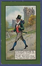 A20* Carte postale ancienne CPA Publicitaire anglaise (TYLERS SHOES)