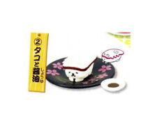 Sushi-nyan Sushi Cat Tako Octopus w/Soy Sauce Capsule Toy 4cm 4905040612830 USA