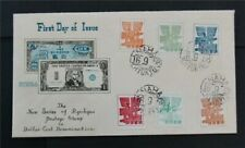 nystamps Japan Ryukyu Islands Stamp Used Early FDC Rare