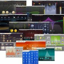 FabFilter Total Bundle 2020 SAL VST VST3 AAX AU Windows Macintosh