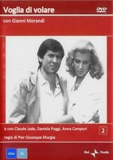 VOGLIA DI VOLARE Gianni Morandi, Daniela Poggi, Claude Jade - 1984 (2 DVD)