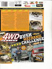 Australian 4WD Action-Issue 128-Bush Mechanic Challenge:Part2-Car 4WD Action-DVD