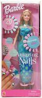 Mattel Amazing Nails Barbie Doll No. 53379 NRFB