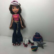 YASMIN muñeca BRATZ Raro Flashblack fiebre con Accesorios