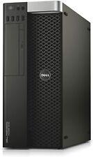 Dell Precision T7810 Workstation E5-2680 V4 14 Cores 2.4Ghz 32GB 512gb NVMe 2TB