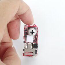Smallest 1080P HD mini white Screw model camera hidden SPY camera video DVR