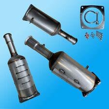 EU5 DPF Partikelfilter PEUGEOT C4 308 CC 2.0 HDI 103KW 140ps 2007/11-2011/04