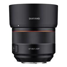Samyang AF 85mm 1 1 4 Autofokus für Canon EF
