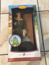 Wizard of Oz Pink Label Scarecrow Barbie COA 75th Anniversary Edition