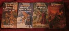 Dragonlance chronicles trilogy 1-3 - Dragons Spring Autumn Winter