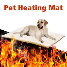 Pet Dog Non-slip Mat Self Heating Bed Pad Warm Cat Rug Thermal Washable XL