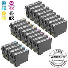 20 Ink Cartridges for Epson 220 XL T220 WorkForce WF-2750 WF-2760 Black & Color