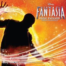 Disney Fantasia: Music Evolved - Original Soundtrack - Inon Zur (NEW CD)