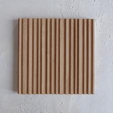 Various Widths Easyfit Bamboo Profiled Panel (SAMPLE - 200 x 200 mm)