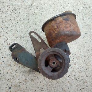 1960 Ford Car Power Steering Pump 352  W/ AC Thunderbird Galaxie Fairlane Works
