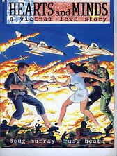 Hearts and Minds a Vietnam Love Story 1990 1st Print Epic Comics NM