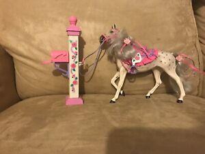 Vintage Horse  Toy
