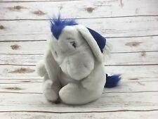 "Winter White Eeyore Collectible Winnie The Pooh Plush Holiday Stuffed Animal 12"""