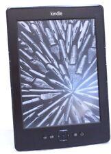 "Amazon Kindle D01100, 2GB, Wi-Fi, 6"" - Black (SCRATCHES)  24-4B"