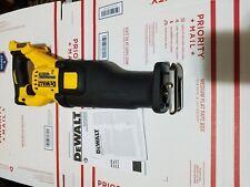 New DeWALT FLEXVOLT DCS388B 60V MAX Brushless SawZall Cordless Reciprocating Saw