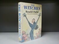 The Witches Roald Dahl 1983 1st Edition ID880