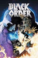 BLACK ORDER #1 (OF 5) Marvel Comics NM 1st Print