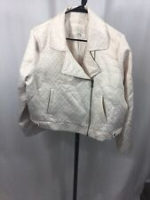 Womens A New Day Xxl Cropped Jacket New